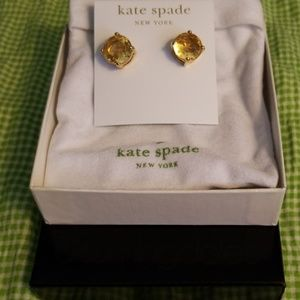 Timeless Classic Stud Earrings by Kate Spade